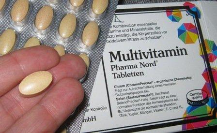 welche multivitamin präparate sind gut