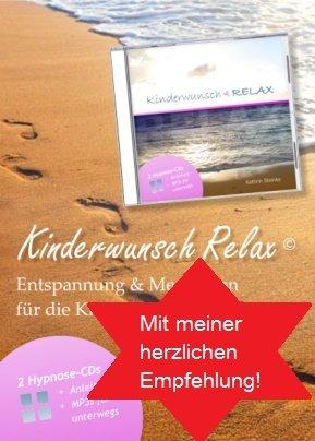 Kinderwunsch-Meditation und -Hypnose-CDs/MP3s